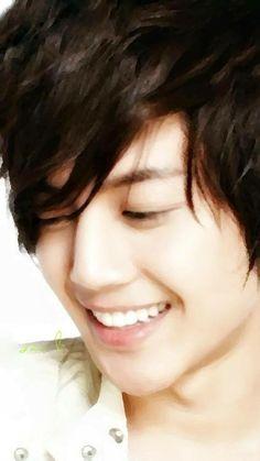Kim Hyun Joong 김현중 ♡ stunning smile :D ♡ Kpop ♡ Kdrama ♡