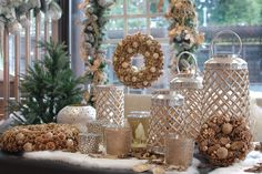Christmas decoration by Colmore Diga
