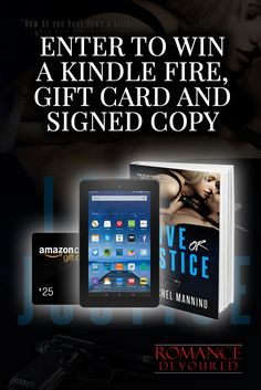 Win a Kindle Fire, $25 Amazon Gift Card or Signed Copies From Bestselling Author Rachel Mannino