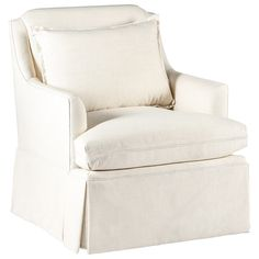 Gabby Furniture Bridgette Swivel Chair -- several colors available