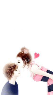 덧글안쓰고 퍼가는분 쪽지날리겠습니다 ≪ 제모든 자료 카페에 올리지 말것≫ ≪ 2비공개 덧글금합니다.≫ ... Cute Couple Pictures Cartoon, Cute Couple Art, Anime Love Couple, Couple Cartoon, Cute Anime Couples, Animated Love Images, Kiss And Romance, Bridal Hair Buns, Chibi Couple