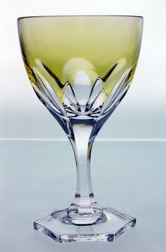 color stemware   ... glass of superior quality. Colored fine crystalware for wedding gift