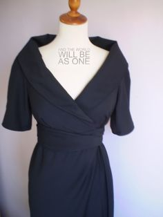blog DD: imagine..black dress
