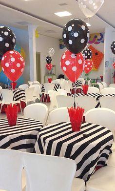 Criancices Festas e Eventos | Decoração Festas Infantis Recife | Mickey and Minnie