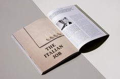 the hour editorial design 5