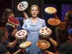 "The Broadway box office got a leg up last week from the 2016 Tony Awards nominations, with musical contenders ""Waitress"" and ""Shuffle Along"" hitting new highs alongside play…"