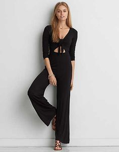 """We like to think of the jumpsuit as a modern """"one-piece wonder"""" – playful, flirty and easy to dress up or down."""