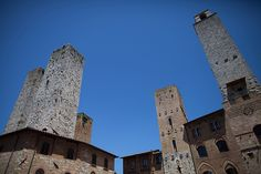 Panoramica San Gimignano