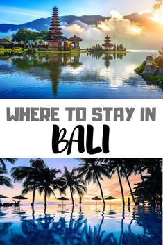 Where to stay in Bali on a budget - Best Hotels in Bali - Private Pool Villas in Bali - Bali Area Guide - Which Area to stay in Bali - Bali accommodation  #Bali #Ubud #seminyak #Canggu #Balihotels #hotelguide #baliguide #balitravel #indonesia