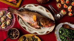Feasting on Fish to the Seventh Degree - NYTimes.com