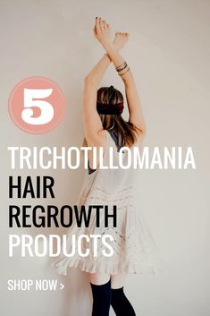 5 Trichotillomania Hair Regrowth Products For Faster, Quicker Results! All-Natural Hair Regrowth Tips and Products 5 Trichotillomania Hair Regrowth Products For Faster, Quicker Results! All-Natural Hair Regrowth Tips and Products Hair Regrowth Tips, Hair Regrowth Shampoo, Natural Hair Regrowth, Hair Loss Shampoo, Hair Regimen, Oil For Hair Loss, Vitamins For Hair Growth, Hair Pulling, Hair