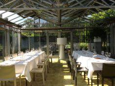 Serre in LUTE Restaurant in Amstelveen van Peter Lute