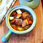 Slow Cooker Oktoberfest Stew