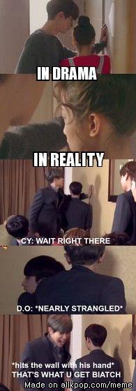 EXO Next Door in reality