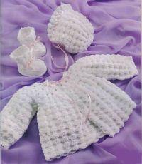 Crochet Baby Girl Sweater Patterns | Best FREE Crochet Baby Sweaters Pattern