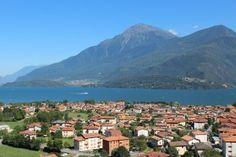 Kitesurfen, Kiten lernen und Kitekurs am Comer See, Italien Lago di Como