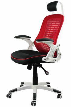 Scaunul de birou OFF 904  este un model cu puternice accente moderniste, un scaun ce se incadreaza foarte usor in orice locatie moderna, remarcandu-se printr-un design de exceptie, usor non-conformist, pata de culoare a biroului dumneavoastra! Scaunul are atat sezutul, cat si spatarul realizate din tapiterie de tip mesh. Vizitati-ne pentru detalii si fotografii suplimentare! http://www.scauneonline.ro/scaune-ergonomice-de-birou-off-904/