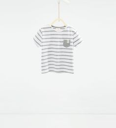 Striped T-shirt - Available in more colours
