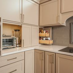 Hide Appliances Design Ideas, Pictures, Remodel, and Decor / SPICES