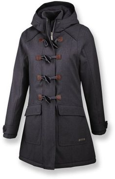 18 Stylish Winter Coats | Duffle coat, Eddie bauer and British royals