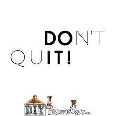 It speaks for itself. Double tap or comment 'yes' if you agree!  #thursday #thursdaythoughts #qotd #motivate #empowerment #youcandoit #mindset #attitude #justdoit #diytrafficguy #smallbusiness #youcandoit #doggo #dog
