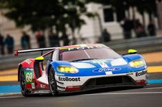 Ford GT - Le Mans preview