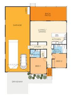 Palmer 3 Floor Plan