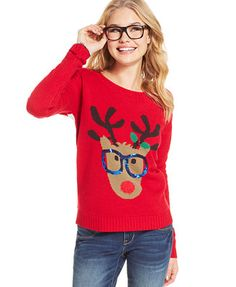 $30, Men's. Faux Real Ugly Christmas Sweater Tradition Reindeer ...