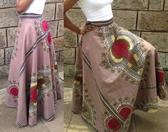 Hey, I found this really awesome Etsy listing at https://www.etsy.com/listing/216189695/african-print-skirt-dashiki-maxi-skirt