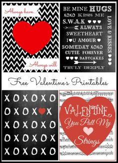 4 Free Valentine