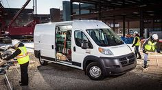 2014 Ram Promaster- Ram ProMaster® fits in at any jobsite thanks to 14 available configurations and a proven history behind it. Visit http://www.jimclickdodge.com/