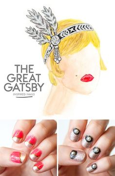 Great Gatsby Pin - Bing images