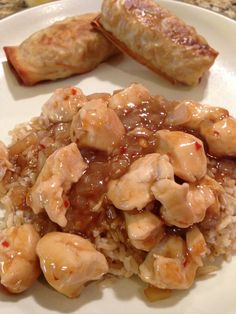 General Tso Chicken | The Cookin Chicks