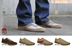 1083 - Jeans et Sneakers fabriqués en France - Ulule