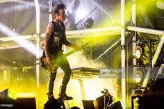 Simon Gallup of The Cure performs onstage headlining day 3 of Bestival 2016 at Robin Hill Country Park on September 10, 2016 in Newport, Isle of Wight.