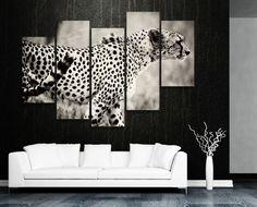 1000 Ideas About Cheetah Print Walls On Pinterest