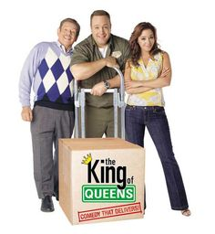 The King of Queens 27x40 TV Poster (1998)
