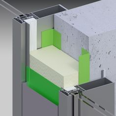 b 01 0017 holz alu fensteranschluss mit anschluss an. Black Bedroom Furniture Sets. Home Design Ideas