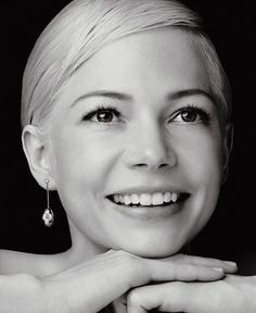 """Michelle Williams for the """"Louis Vuitton"""" Jewellery Blossom Collection - (2017) HQ"""