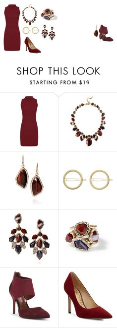 """Chloe and Isabel Modern Muse"" by evelyn-hettle on Polyvore featuring Chloe + Isabel, Donald J Pliner, Sam Edelman and modern"