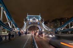 Tower Bridge @ night by tourlog on 500px