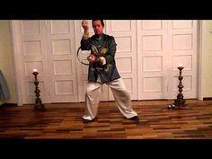 Tai Chi - Tao Ring - elbows defence - YouTube