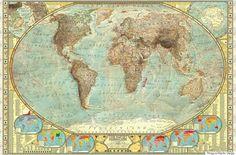 Ένας χάρτης γεμάτος... στερεότυπα: Πως χαρακτηρίζεται η Ελλάδα και ποιες χώρες ονομάστηκαν «πορνό» και «Μονάκριβη του Πούτιν»