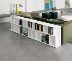 Shelving systems | Storage-Shelving | Wally | Cattelan Italia | ... Check it out on Architonic