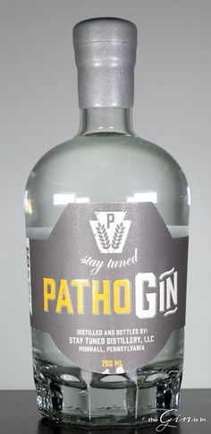 Pathogin Batch 16 Bottle