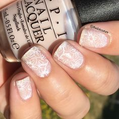 Bridal Nail Art   CGH Lifestyle