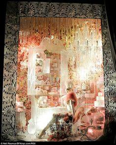 Escaparates de Navidad 2013 (II): brillo e inspiración en Nueva York #holidaydisplay #escaparates #Navidad #Christmas #NuevaYork #NewYork #BergdorfGoodman