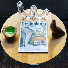 Happy hump day...get the new issue 4 of Designlinesmagazine 2016. Before they are gone. #inspiration #studio1484 #designlinesmagazine