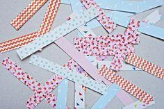 madolescent liebt ...: DIY: Masking Tape selbst herstellen