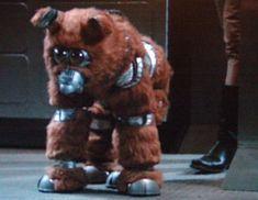 Muffit II Robo-Daggit in the original Battlestar Galactica (1978-1979)